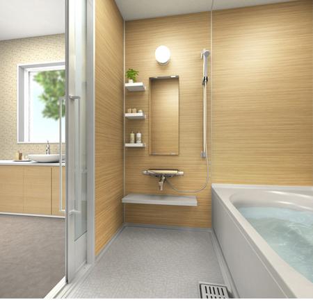 浴室用シートバスナアルティ