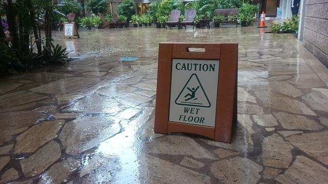 床への防滑施工の方法と種類とは