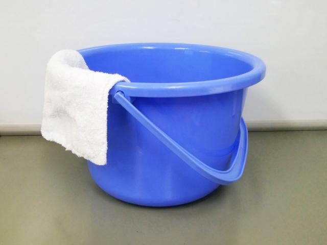 ワックス剥離の道具